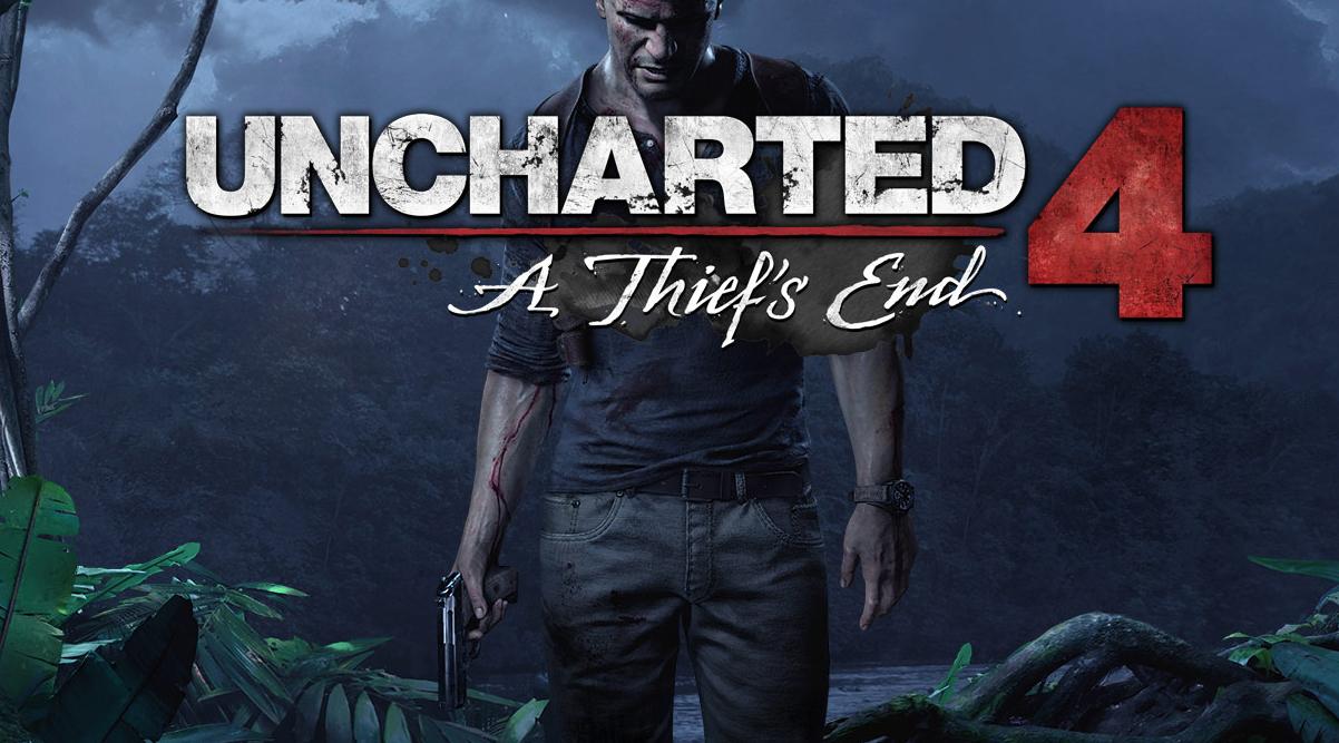 Uncharted 4: A Thief's End новые арты