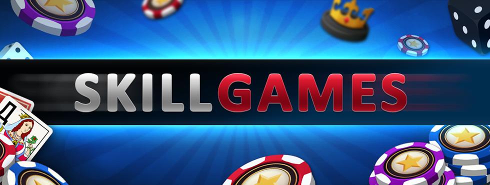 Game SkillGames: дурак, нарды, слоты