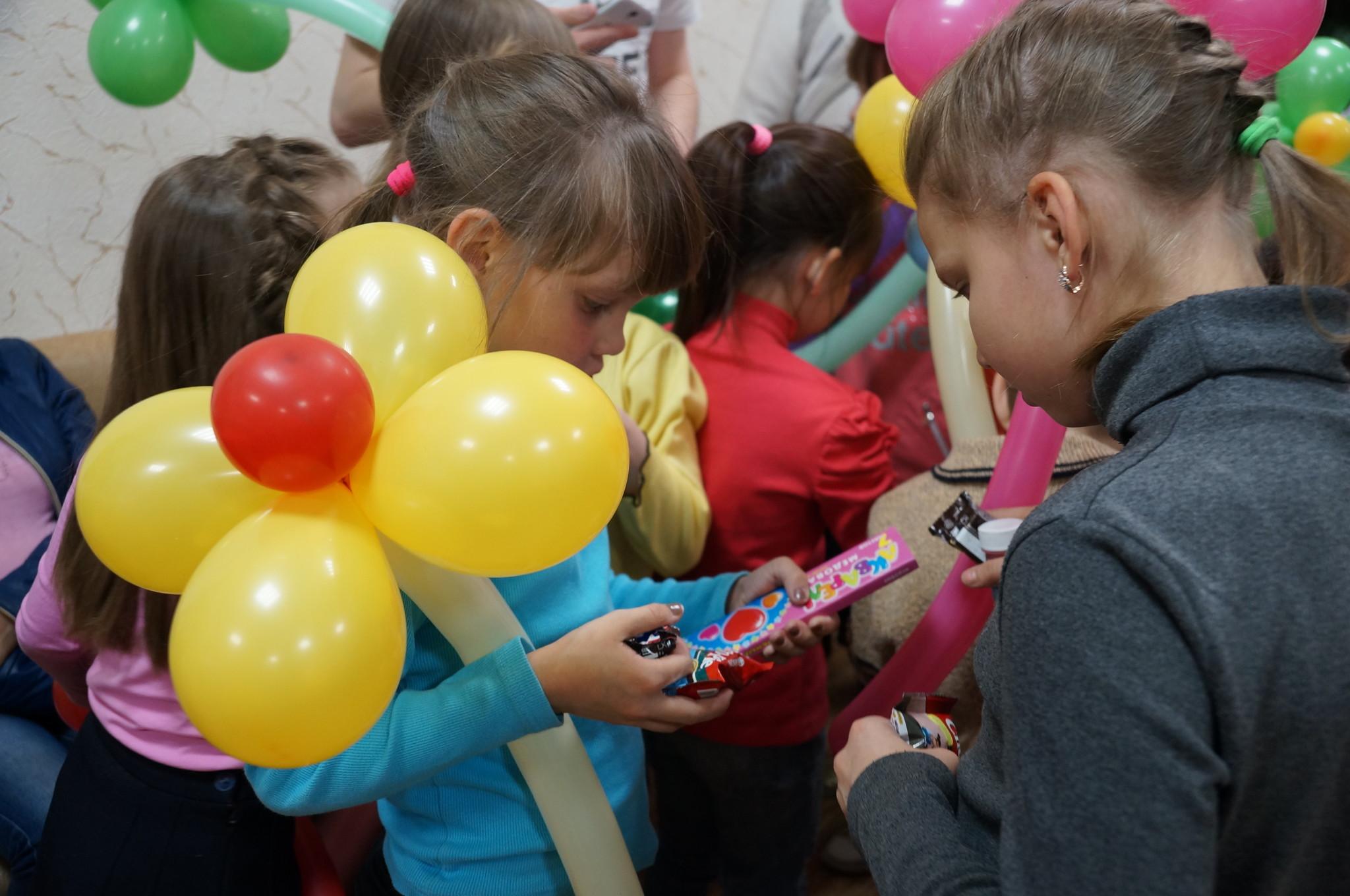 День защиты детей в СРЦ Металлургического района