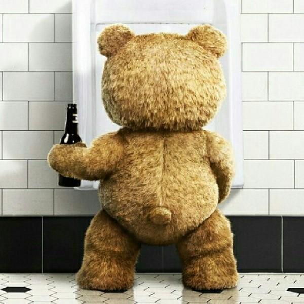 Нет, медведь тедди картинки из фильма